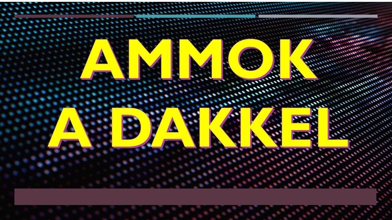 Download Ammok a Dakkel -  RRRakup Con Salsaluyot