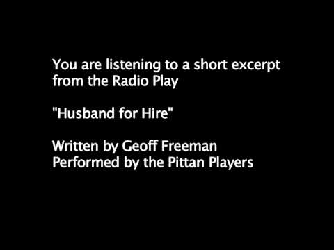 Husband for Hire (excerpt)