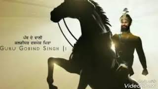 Guru Gobind kah gaye c A-kay new song