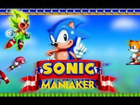 Sonic Maniaker - Release Trailer