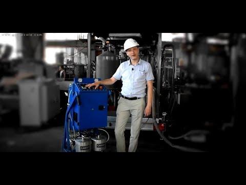 Дегазационная установка СММ-0,6 (до 600 л/ч)