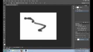 كيفية استخدام البخاخة في فوتوشوب CS6