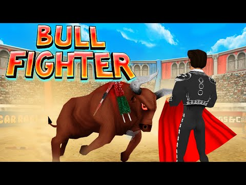 Bull Fighter Champion Matador Android GamePlay Trailer (HD) [Game For Kids]