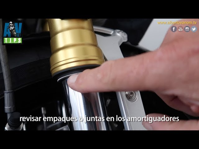 AVTV TIPS mantenimiento y seguridad