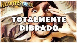 HEARTHSTONE - TOTALMENTE DIBRADO! (STANDARD ODD ROGUE)