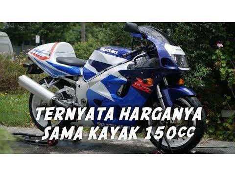 Inilah Alasan Memilih Suzuki GSX-R750 SRAD - Indonesia #motovlog 191