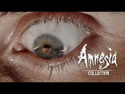 Amnesia is great, but not worth playing on the Switch