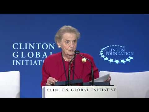 Beyond Equality – Panel Discussion – CGI 2016 Annual Meeting