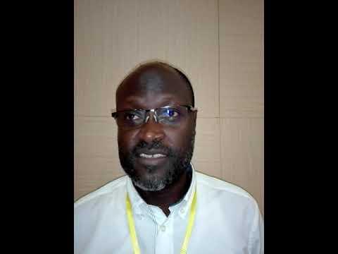 Dr Samba Koné parle des cours AO Alliance pour le traitement des factures pour le personnel du Bloc Opératoire