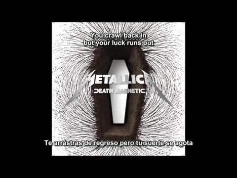 """Metallica - All Nightmare Long [""""Death Magnetic"""" Album 2008] (Subtítulos Español)"""