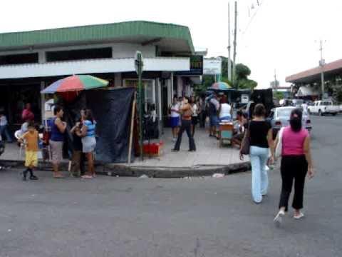 Street Life - Puntarenas  (Costa Rica)
