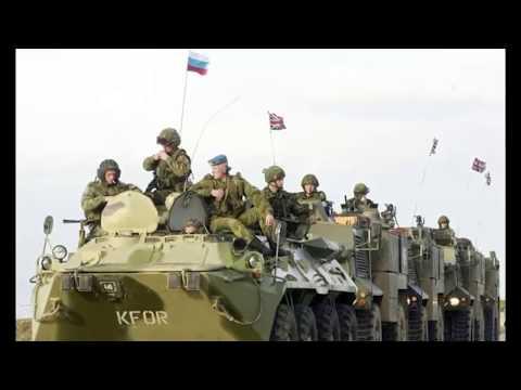 Русские угнетатели: как десантники кошмарили албанцев в Косово