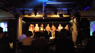 НИКОЛАЙ АРУТЮНОВ & FUNKY SOUL Concert at Kozlov Jazz Club Moscow 20.10.2012