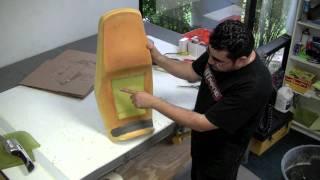 DIY Custom Motorcycle Seat & Gel Installation