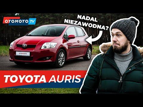 Toyota Auris I - Niezawodna jak Corolla   Test OTOMOTO TV