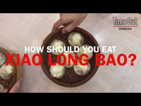 How to eat Xiao Long Bao with Time Out Shanghai