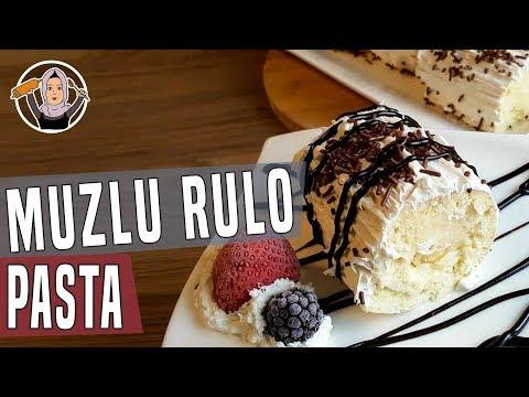 Download Youtube: Muzlu Rulo Pasta Tarifi | Hatice Mazı ile Yemek Tarifleri