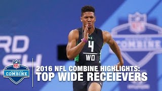 Which Wide Receivers Impressed? | 2016 NFL Combine
