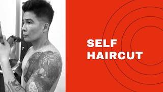 Quick Self Haircut 2020