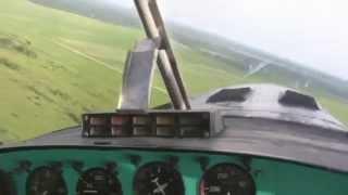 Як 12. Тренировочный полёт / Yak 12 Training flight