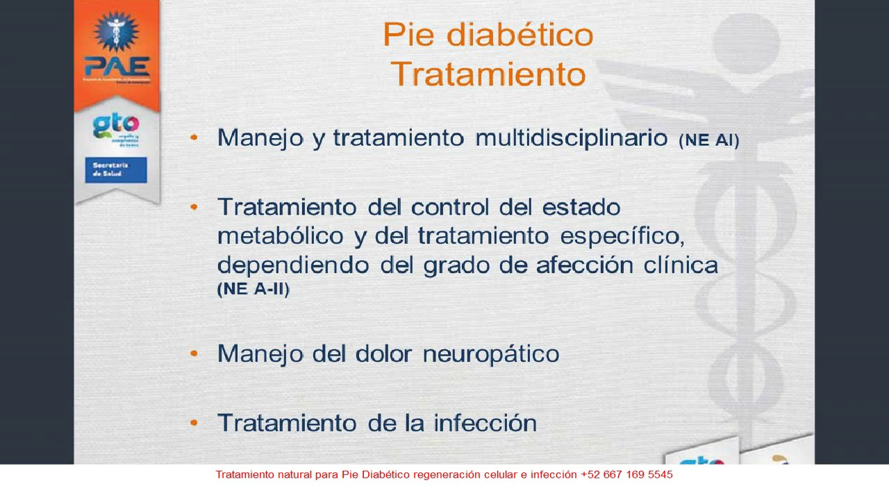 Pie Diabetico Antibiotico - YouTube