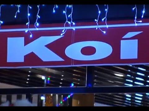 Año nuevo chino en  Restaurante  KOÍ
