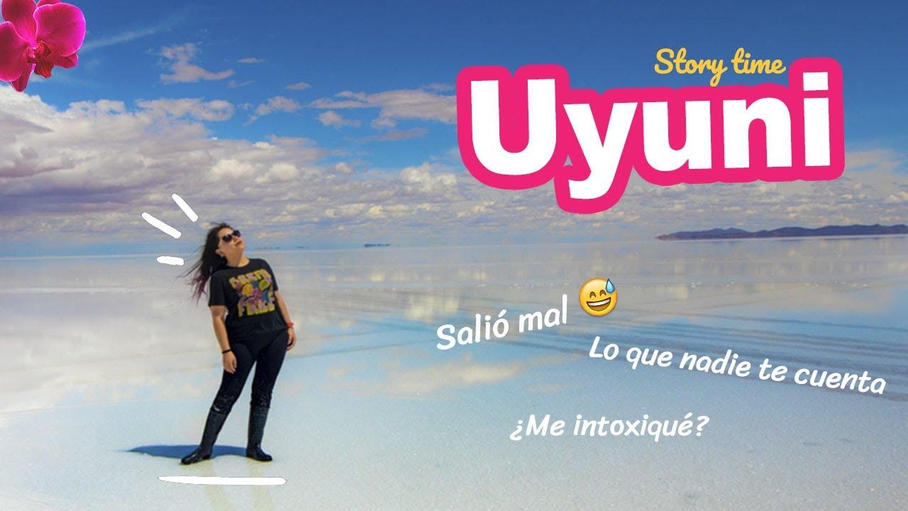2 #Storytime 😨 Me intoxiqué en el Salar de Uyuni