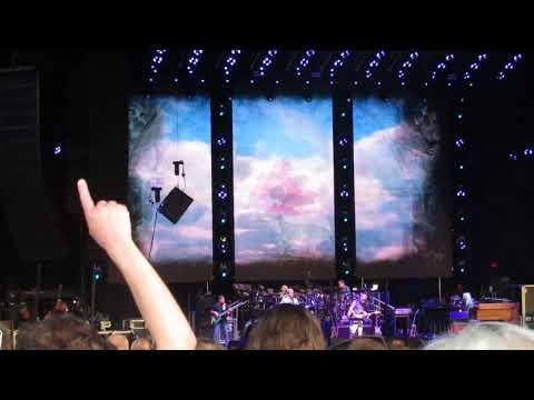 2018 06 09 Dead and Company 'Bird Song' (Bob Weir) Coastal Credit Union Raleigh, NC