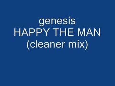 genesis- happy the man (cleaner mix)