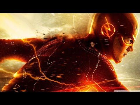 The Flash ~  I just wanna run