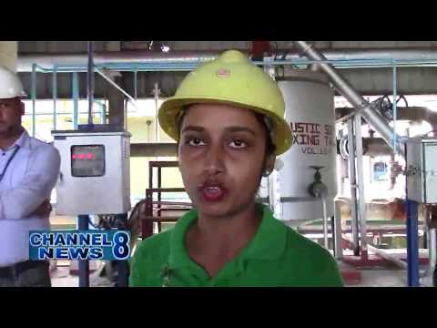 Skeldon Electricity Inc.Share How They  Produce Energy