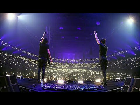 Dimitri Vegas And Like Mike ( Lights Up Lights Down - Crowd Control )