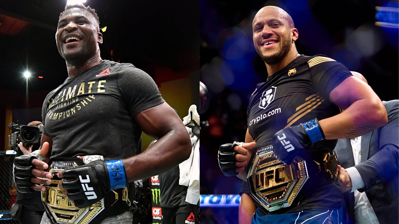 State of the UFC Heavyweight Division   August 2021