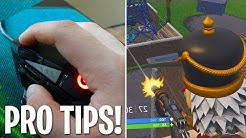 PC Fortnite Tips &  For Beginners! (Keyboard and Mouse General Tips)Tricks