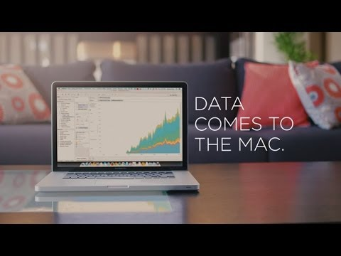Tableau Desktop for the Mac - Available Now