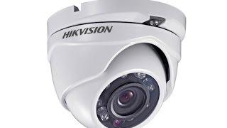 Обзор Turbo HD видеокамеры HikVision DS-2CE56D1T-IRM (2.8 мм)(, 2016-03-07T10:50:54.000Z)