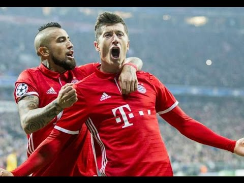 FC Bayern - Highlights der Champions League 2016/2017 (Road to Cardiff) HD