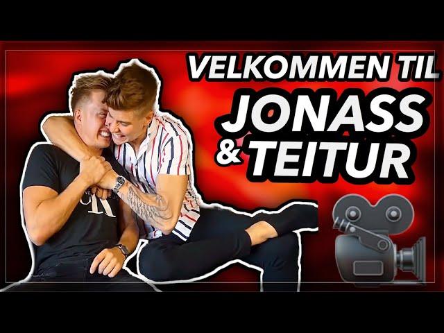 VELKOMMEN TIL JONASS & TEITUR!