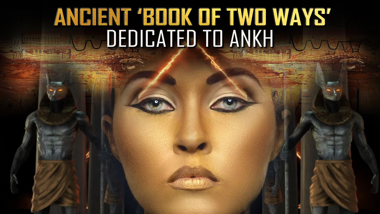 Download 4,000 Year-Old  'Book of Two Ways' - An Ancient Egyptian Guide to the Afterlife
