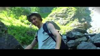 Отдых в Горном Алтае. Отличная поездка на водопад и Черный Ануй