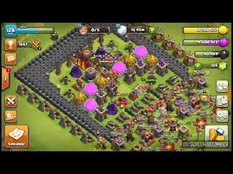 Base Coc Th 10 Paling Unik 9