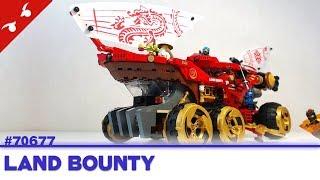 [REVIEW] LEGO Ninjago : Land Bounty [FR]