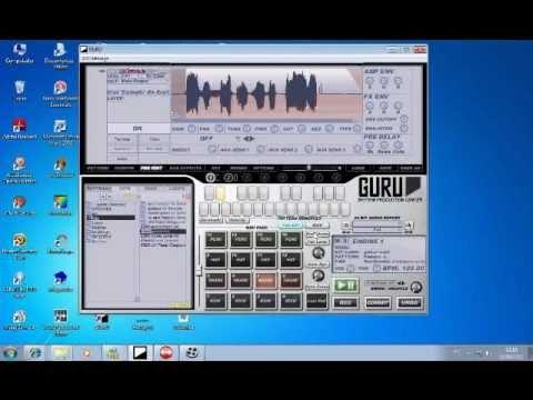 HARLEY DJ - Sampleando na MPC Virtual 2011 (ID: 961*26561)