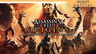 ПРОКЛЯТИЕ ФАРАОНОВ - Assassin s Creed Origins прохождение