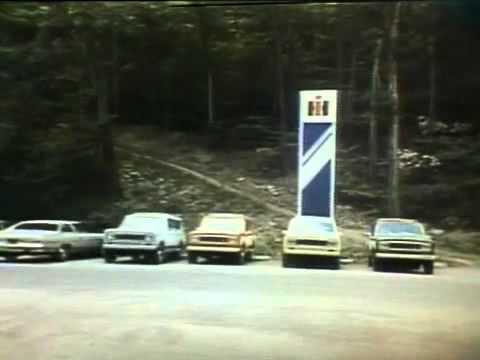 1974 International Harvester Scout Commercial