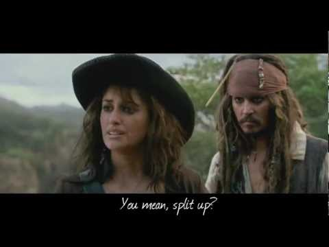 [HD] Pirates of the Caribbean On Stranger Tides - Best Quotes Part 2