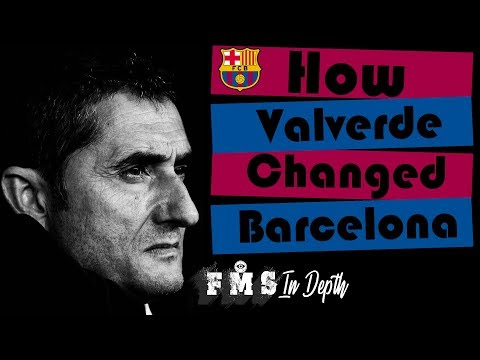 How Valverde Has Changed Barcelona | Has Valverde Failed At Barcelona | Valverde Tactics | Messi