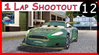Nigel Gearsley Cars 2 The Game Hard Difficulty One Lap Shootout Race On Hyde Tour Part 12