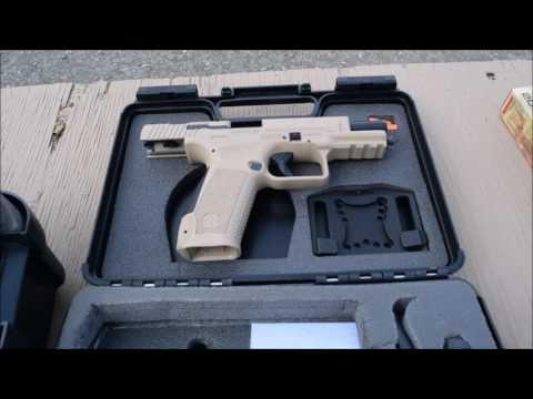 TP9 124 Grain American Gunner XTP +p