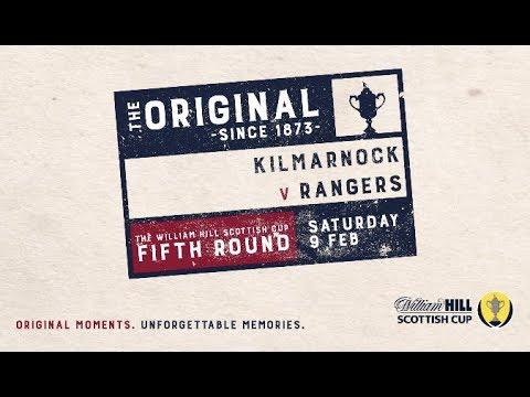 Kilmarnock 0-0 Rangers | William Hill Scottish Cup 2018-19 – Fifth Round